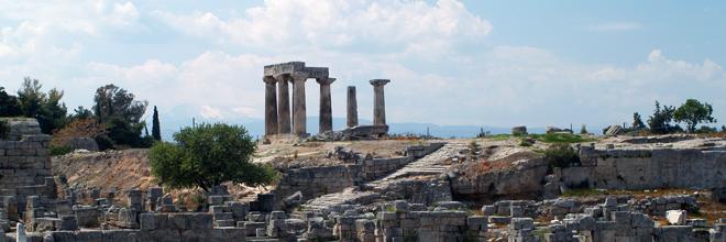 I Paulus' fodspor i Grækenland